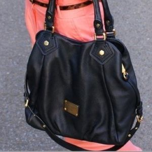 Marc by Marc Jacobs Black Cross Body Tote bag